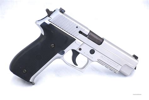 Sig Sauer P226 Stainless 40 S Amp