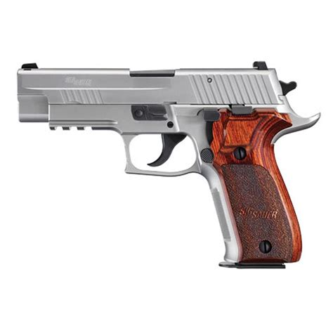 Sig Sauer P226 Stainless Elite 9mm Review