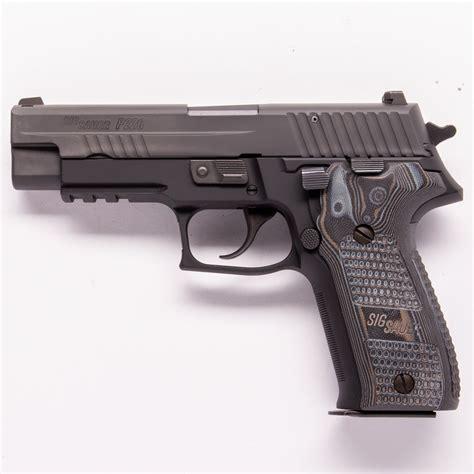Sig Sauer P226 Ultimate Elite