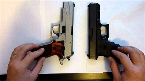 Sig Sauer P226 Vs Glock 32