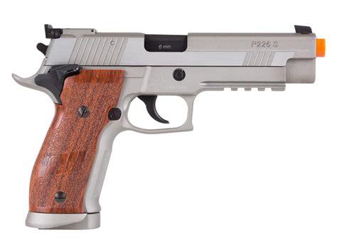 Sig Sauer P226 X Five Co2 Blowback Pistol And Sig Sauer P226 Xfive Blue Moon 9mm