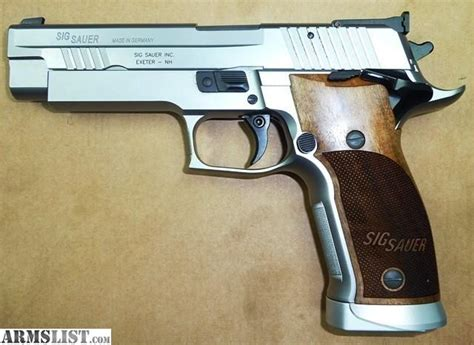 Sig Sauer P226 X5 9mm For Sale