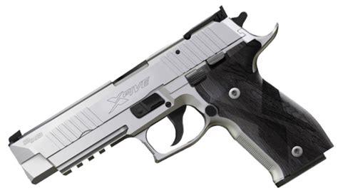 Sig Sauer P226 X5 Allround Review