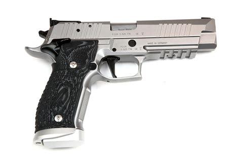 Sig Sauer P226 X5 Match