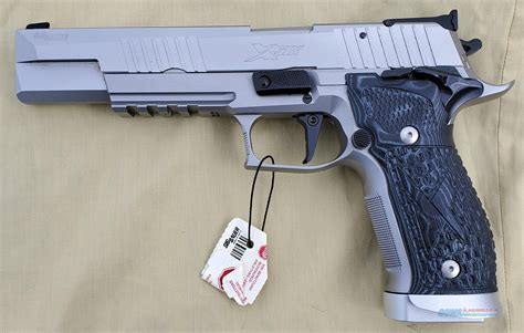 Sig-Sauer Sig Sauer P226 X6 Supermatch For Sale.