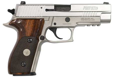 Sig-Sauer Sig Sauer P227 Elite 45 Night Sights.