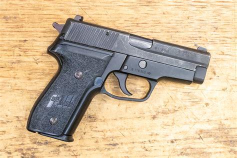 Sig-Sauer Sig Sauer P228 Law Enforcement Trade In.