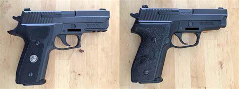 Sig-Sauer Sig Sauer P228 M11-A1 Vs P229.