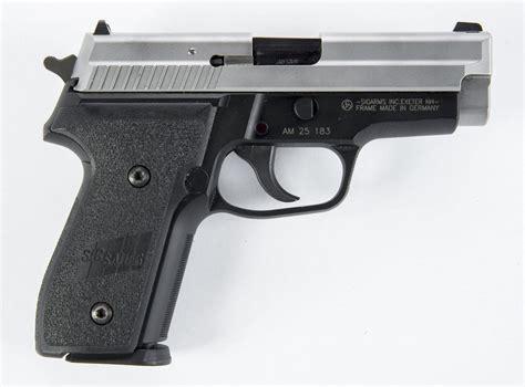 Sig Sauer P229 40 Cal