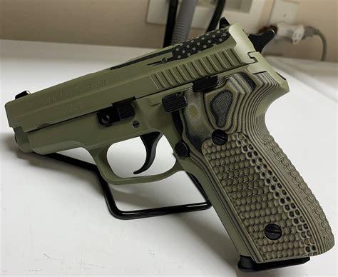 Sig-Sauer Sig Sauer P229 Chambered.