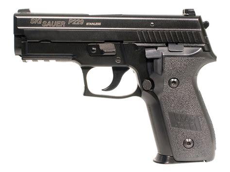 Sig-Sauer Sig Sauer P229 Co2 Airsoft Pistol.