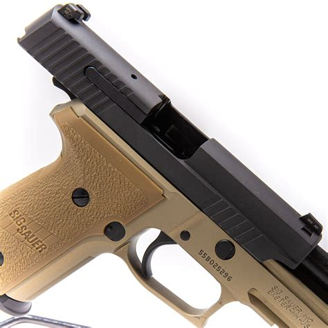 Sig-Sauer Sig Sauer P229 Combat Sight Picture.