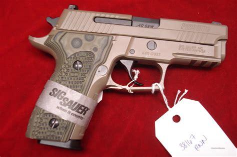 Sig-Sauer Sig Sauer P229 Elite Scorpion 40.