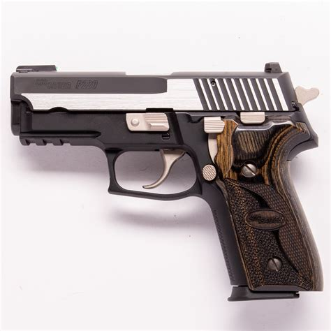 Sig Sauer P229 Equinox 40 Cal For Sale