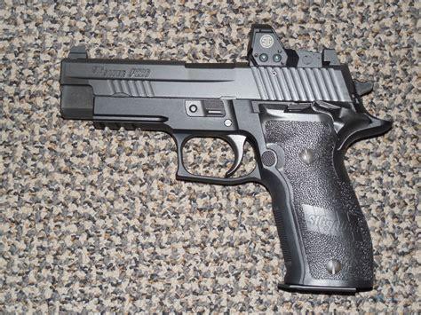 Sig-Sauer Sig Sauer P229 Rmr.