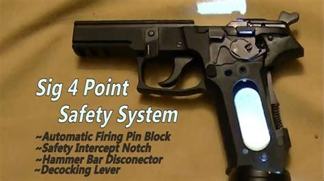 Sig-Sauer Sig Sauer P229 Safety Intercept Notch.
