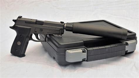 Sig-Sauer Sig Sauer P229 Suppressor.