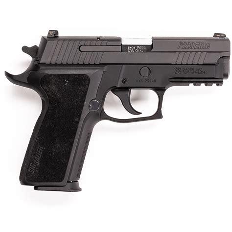 Sig-Sauer Sig Sauer P229 Value.