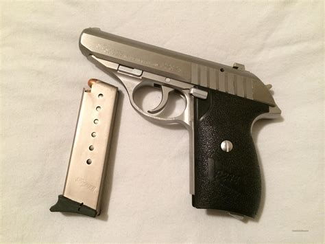 Sig-Sauer Sig Sauer P232 Sl Stainless 380 For Sale.