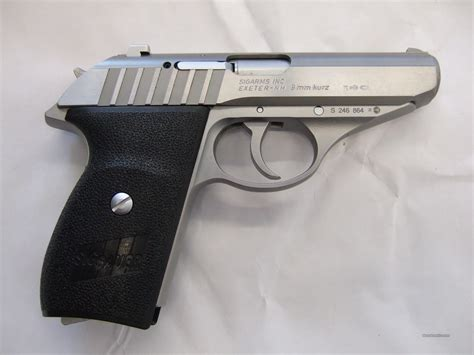 Sig-Sauer Sig Sauer P232 Stainless Steel For Sale.