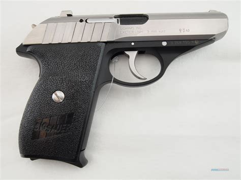 Sig-Sauer Sig Sauer P232 Two Tone