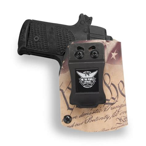 Sig-Sauer Sig Sauer P238 Concealed Carry Iwb Holster.