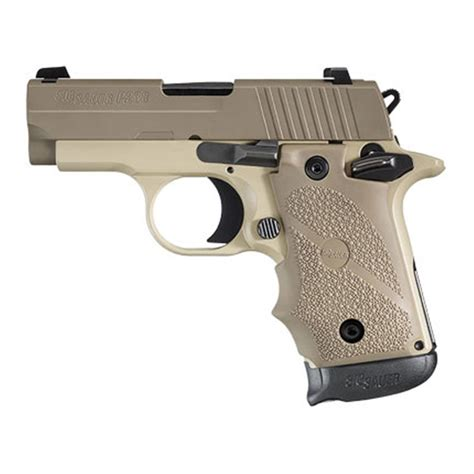 Sig Sauer P238 Microcompact 380 Acp 2 7in 6rd Semi