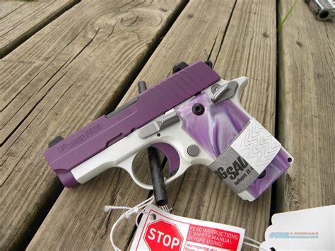 Sig-Sauer Sig Sauer P238 Purple Passion For Sale.