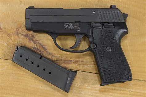 Sig-Sauer Sig Sauer P239 Compact .40 Caliber Pistol.