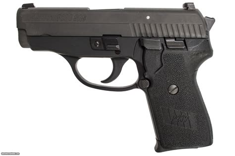 Sig-Sauer Sig Sauer P239 Sas Review 9mm.