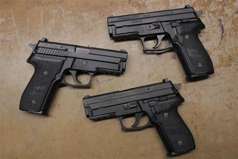 Sig Sauer P239 Vs P226