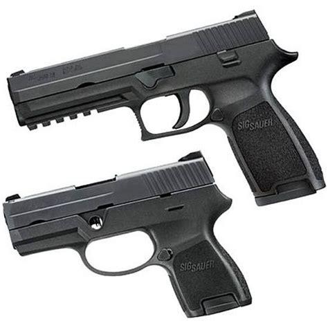 Sig-Sauer Sig Sauer P250 2sum Handgun.