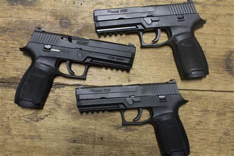 Sig Sauer P250 40 Cal