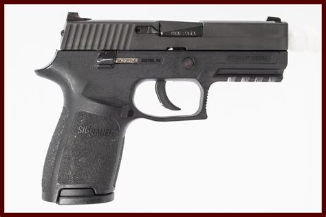 Sig Sauer P250 9mm And Springfield Armory Xdm