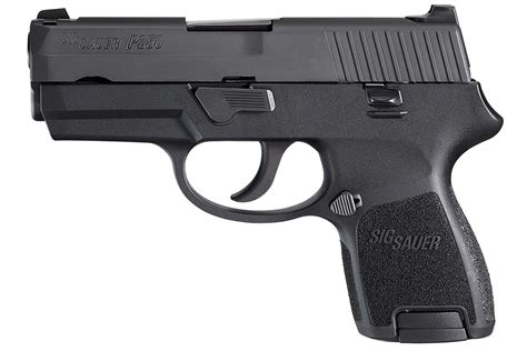 Sig-Sauer Sig Sauer P250 Compact And Subcompact 9mm.