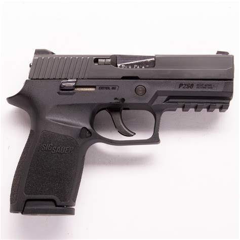 Sig-Sauer Sig Sauer P250 Compact Frame For Sale.