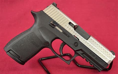 Sig-Sauer Sig Sauer P250 Compact Pistols.