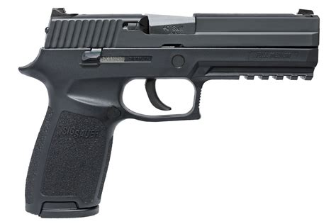 Sig Sauer P250 Full Size Review