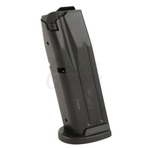 Sig-Sauer Sig Sauer P250 Subcompact 9mm Magazine Extension.