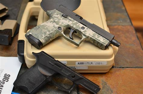 Sig Sauer P250 Tombstone Tactical