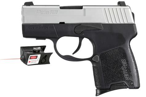 Sig-Sauer Sig Sauer P290rs 9mm Laser.