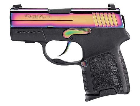 Sig-Sauer Sig Sauer P290rs 9mm Rainbow.