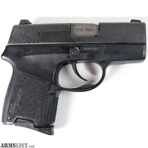 Sig-Sauer Sig Sauer P290rs Ankle Holster.