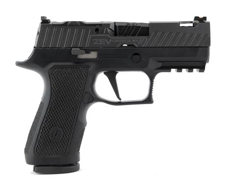 Sig Sauer P320 9mm Ammo Price