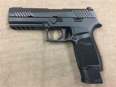 Sig Sauer P320 9mm Tacops