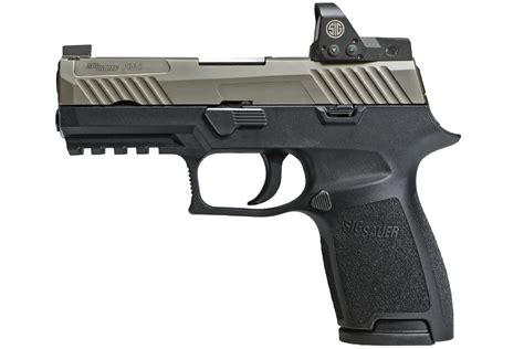 Sig Sauer P320 Compact Rx Two Tone