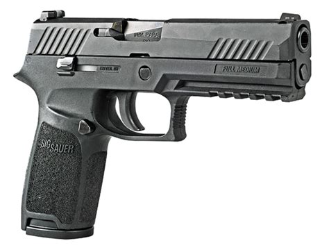 Sig Sauer P320 Gun Review Range365
