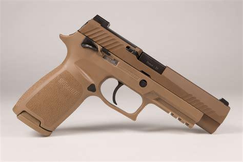Sig Sauer P320 M17 9mm