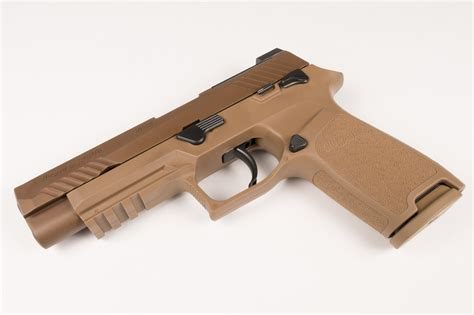 Sig Sauer P320 M17 Cleaning