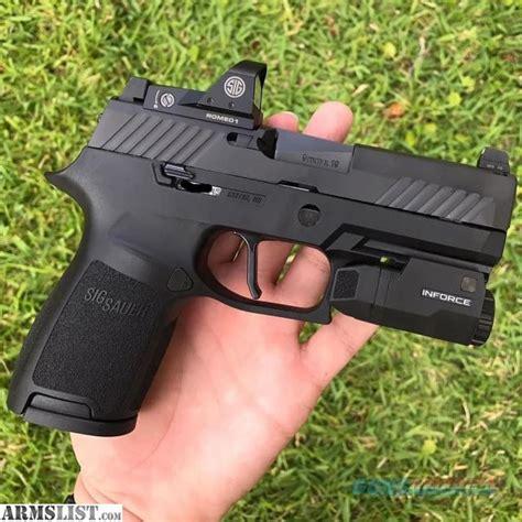 Sig-Sauer Sig Sauer P320 Rx Carry 9mm.